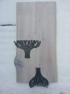 Bäume für Gisela