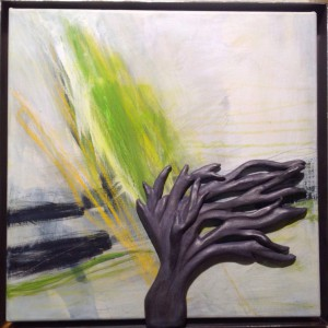 Baum im Wind - Dagmar